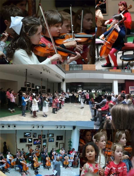 Musicians in the Making - Inaugural Playathon April 9th 2017